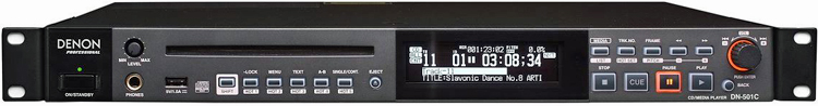 Denon DN-501C Media/CD Player/Copier