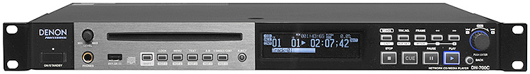 Denon DN-700C Network Media/CD Player/Copier
