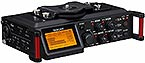 Tascam DR-70D Portable DSLR Audio Field Recorder, small