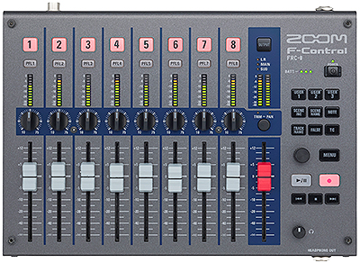Zoom F-Control Mixing Control Surface for F4 & F8 Recorders