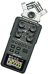Zoom H6 Portable Digital Recorder, small